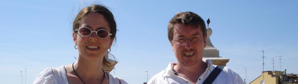 Susi und Sean O'Connell