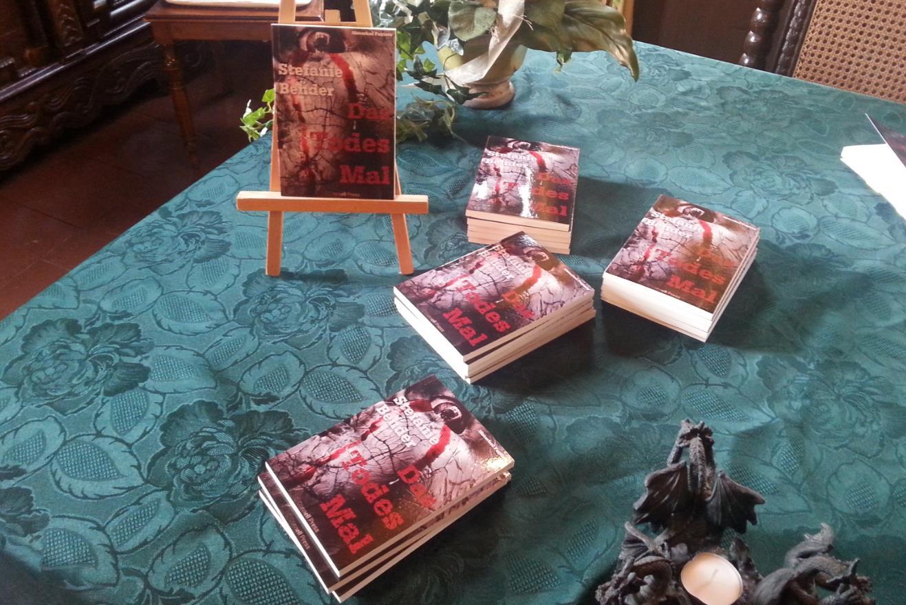 »Das Todesmal« in der für den Odenwald erstellten Printausgabe